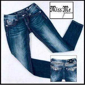 MISS ME JP62115 Women's Skinny Jeans Sz 6